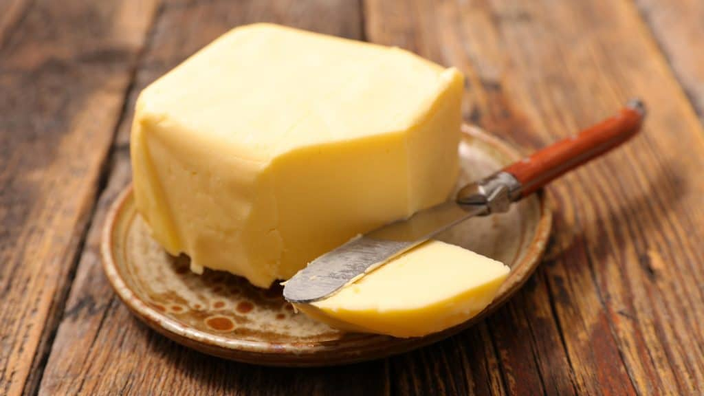 Although a small amount of butter may not be harmful to dogs, butter in large amounts can cause serious digestive issues.